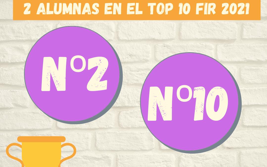Nº2 Y Nº10 FIR 2021